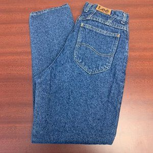 Vintage 80's Lee High Rise USA Made Jeans